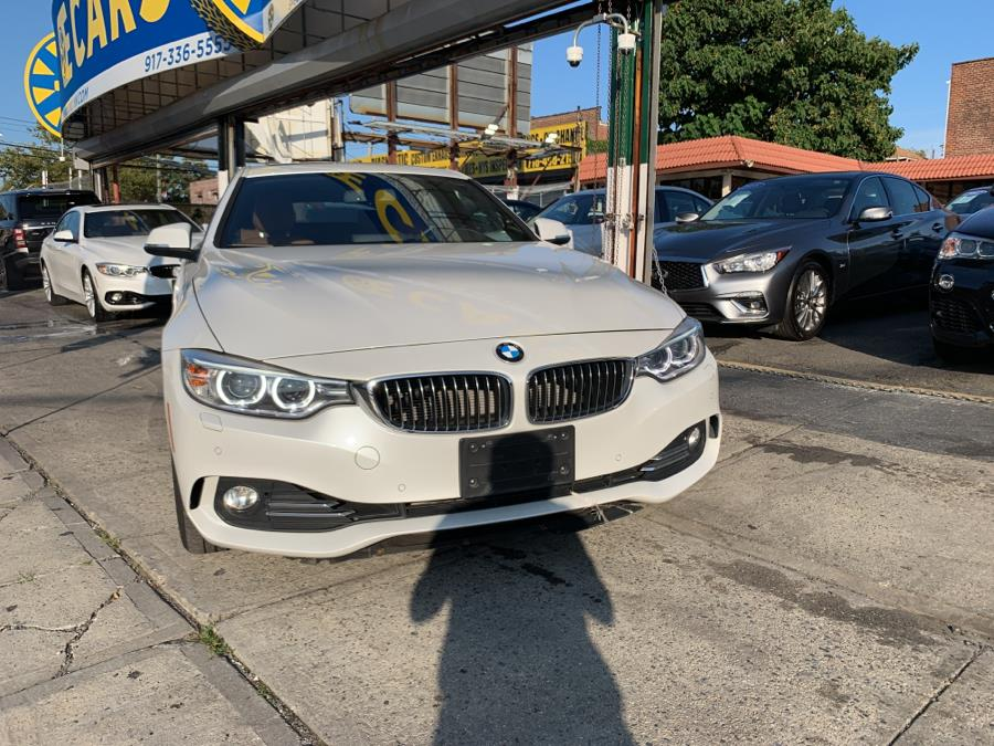 2016 BMW 4 Series 4dr Sdn 428i xDrive AWD Gran Coupe SULEV, available for sale in South Richmond Hill, New York | ID Auto Mall . South Richmond Hill, New York
