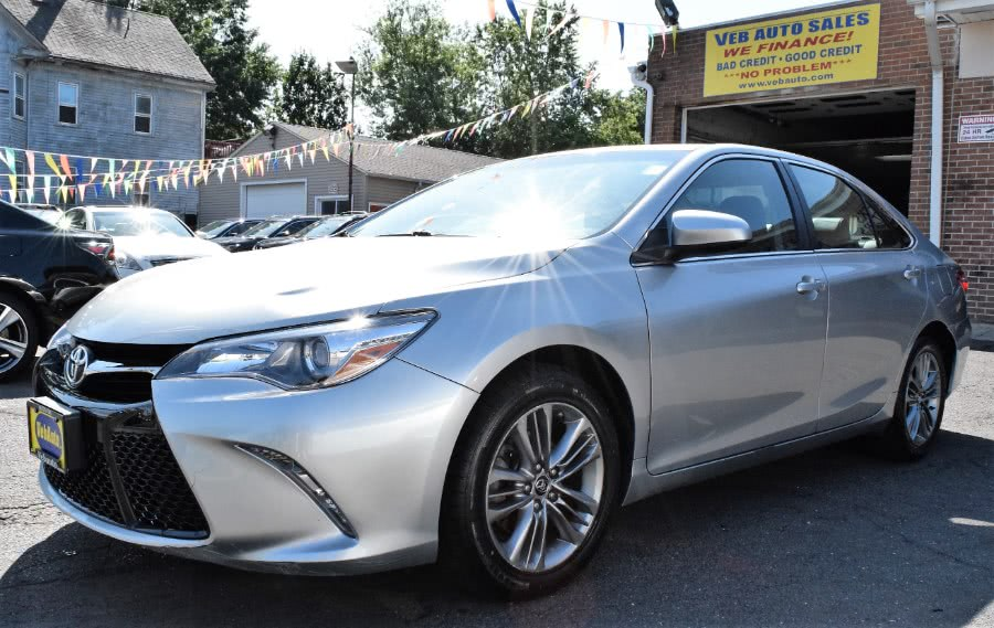 Used 2015 Toyota Camry in Berlin, Connecticut | Tru Auto Mall. Berlin, Connecticut
