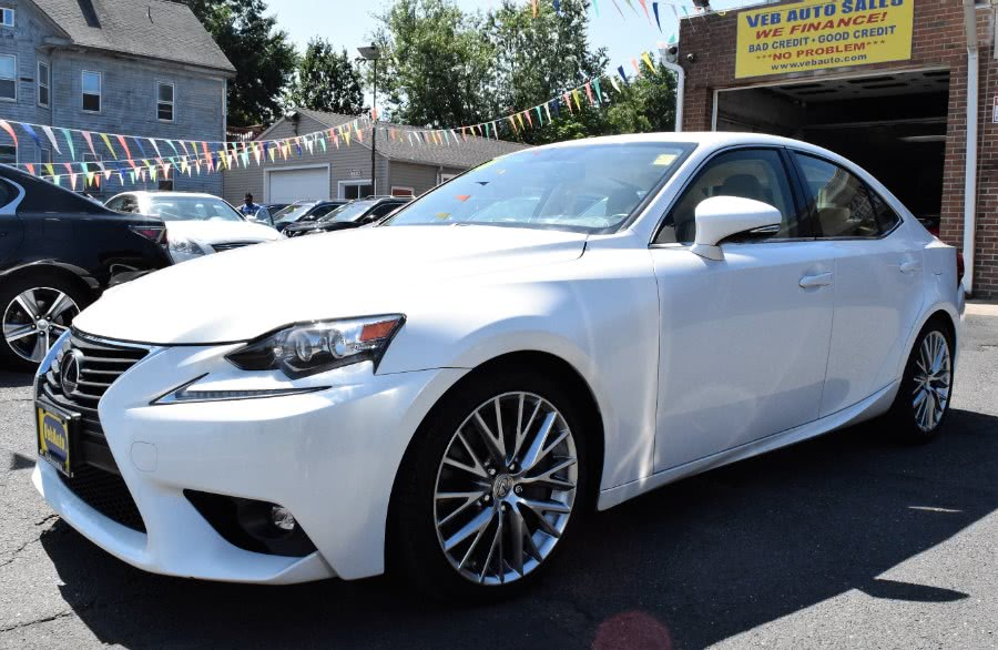 Used Lexus IS 300 4dr Sdn AWD 2016 | VEB Auto Sales. Hartford, Connecticut