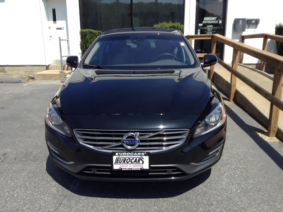 Used Volvo S60 T5 AWD Inscription 2017 | Eurocars Plus. Groton, Connecticut
