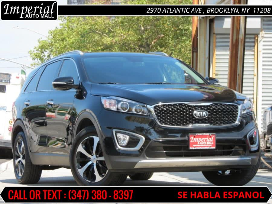 Used 2017 Kia Sorento in Brooklyn, New York | Imperial Auto Mall. Brooklyn, New York