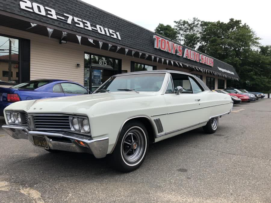 Used 1967 Buick Skylark in Waterbury, Connecticut | Tony's Auto Sales. Waterbury, Connecticut