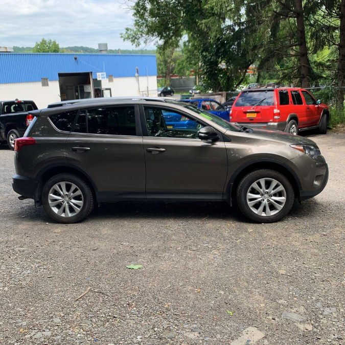2014 Toyota RAV4 AWD 4dr Limited (Natl), available for sale in Brooklyn, New York | Top Line Auto Inc.. Brooklyn, New York