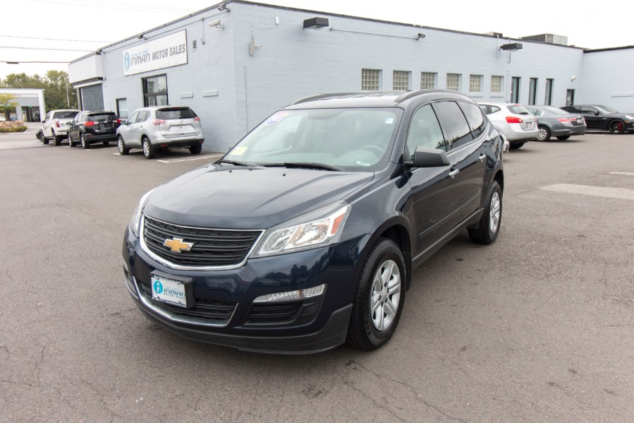 Used Chevrolet Traverse AWD 4dr LS 2015 | Inman Motors Sales. Medford, Massachusetts