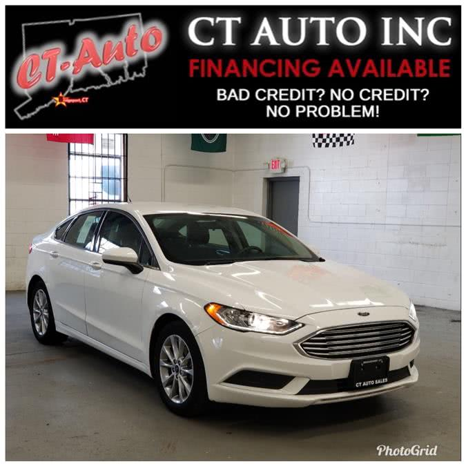 Used Ford Fusion SE FWD 2017 | CT Auto. Bridgeport, Connecticut