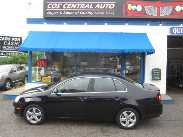 Used 2008 Volkswagen Jetta Sedan in Meriden, Connecticut | Cos Central Auto. Meriden, Connecticut
