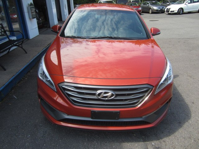 2015 Hyundai Sonata Sport, available for sale in Meriden, Connecticut | Cos Central Auto. Meriden, Connecticut