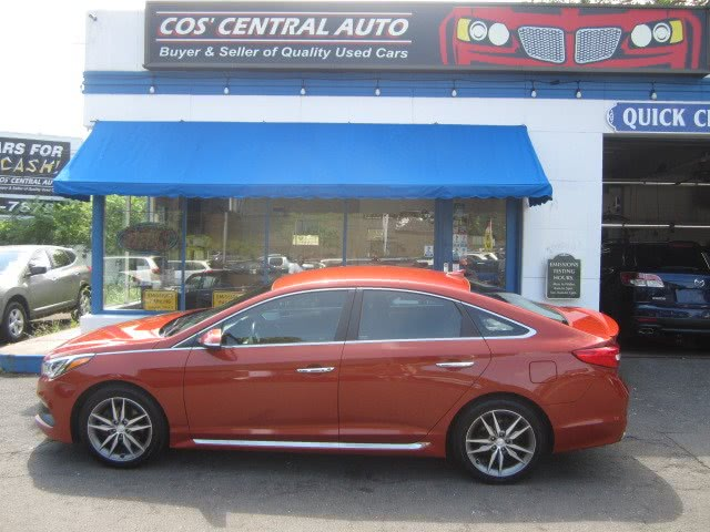 Used Hyundai Sonata Sport 2015 | Cos Central Auto. Meriden, Connecticut