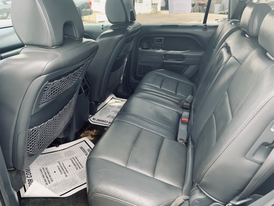 2006 Honda Pilot 4WD EXL AT with RES, available for sale in Danbury, Connecticut | Car City of Danbury, LLC. Danbury, Connecticut