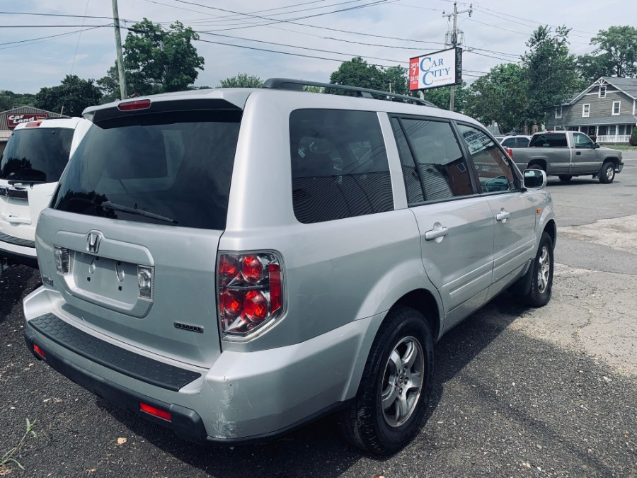 Used Honda Pilot 4WD EXL AT with RES 2006 | Car City of Danbury, LLC. Danbury, Connecticut