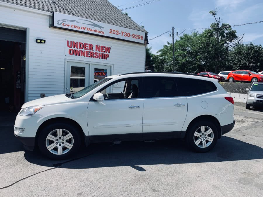 Used 2012 Chevrolet Traverse in Danbury, Connecticut | Car City of Danbury, LLC. Danbury, Connecticut