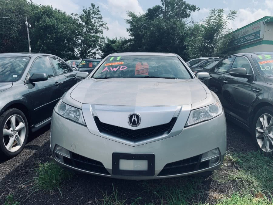 Used 2011 Acura TL in Danbury, Connecticut | Car City of Danbury, LLC. Danbury, Connecticut