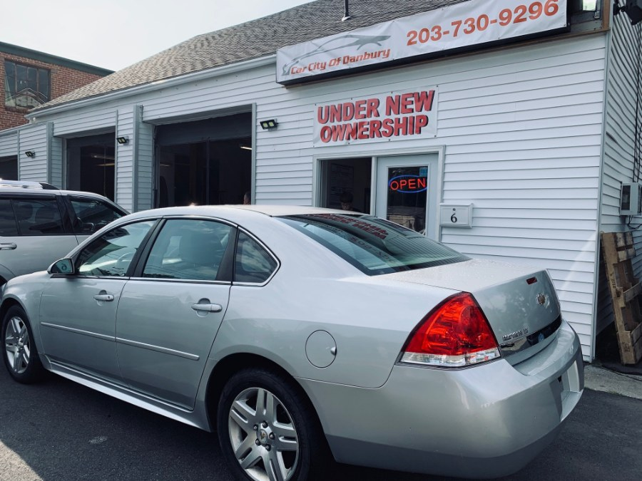 Used Chevrolet Impala 4dr Sdn LT Fleet 2011 | Car City of Danbury, LLC. Danbury, Connecticut