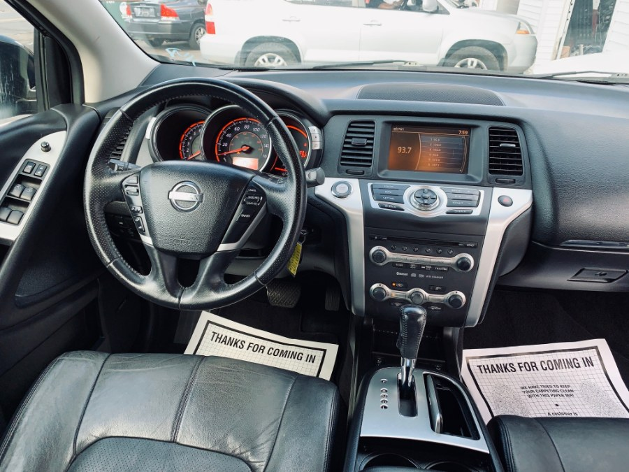 Used Nissan Murano AWD 4dr LE 2010 | Car City of Danbury, LLC. Danbury, Connecticut