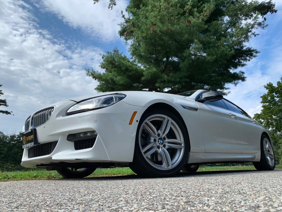 2016 BMW 6 Series 4dr Sdn 650i xDrive AWD Gran Coupe, available for sale in Franklin Square, New York | Luxury Motor Club. Franklin Square, New York
