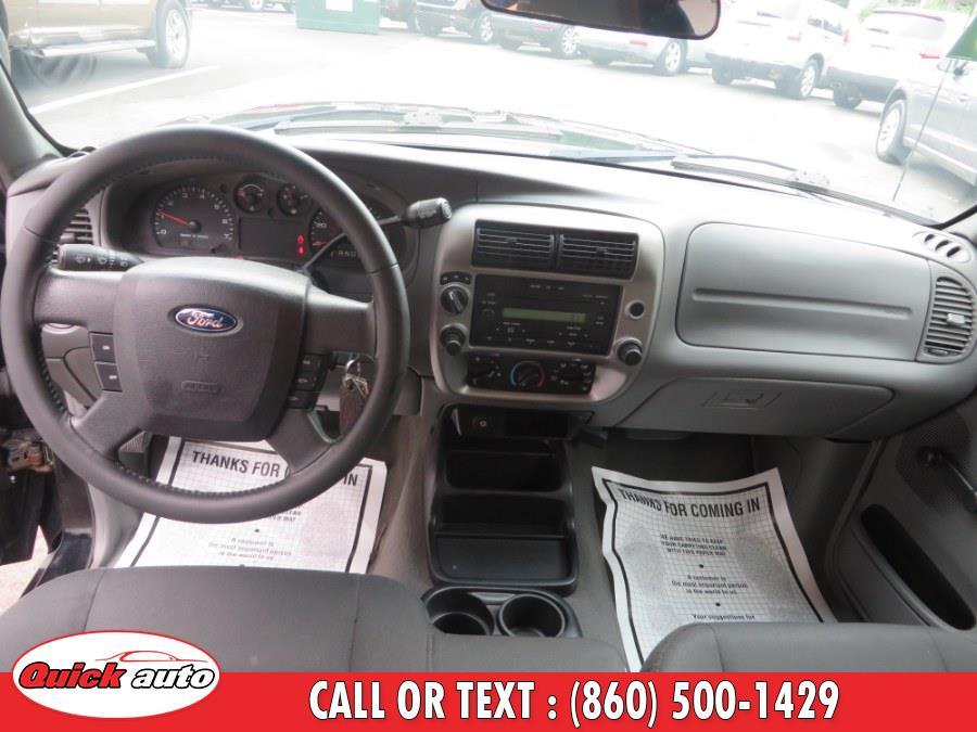 2008 Ford Ranger 4WD 4dr SuperCab 126