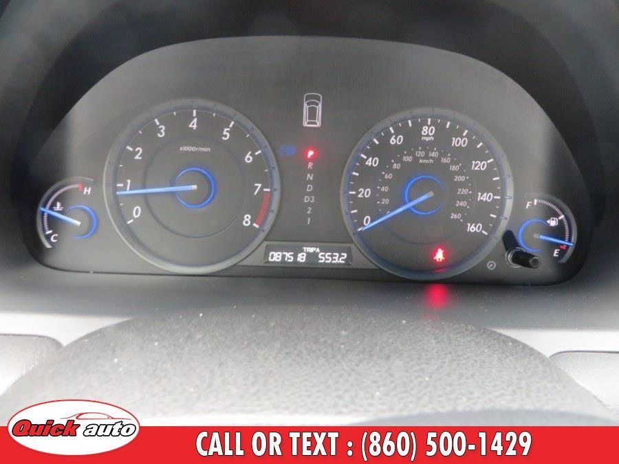 Used Honda Crosstour 2WD I4 5dr EX-L 2012 | Quick Auto LLC. Bristol, Connecticut
