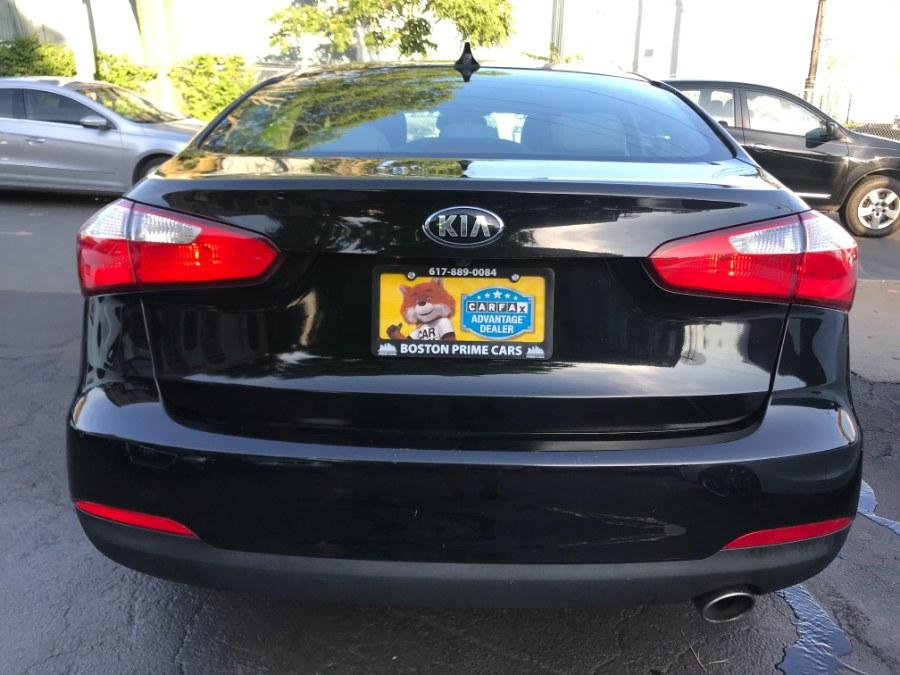 Used Kia Forte Sdn EX,Sunroof/gps/leather 2016   Boston Prime Cars Inc. Chelsea, Massachusetts