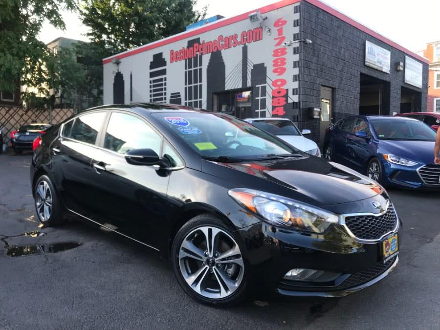 Used 2016 Kia Forte in Chelsea, Massachusetts | Boston Prime Cars Inc. Chelsea, Massachusetts