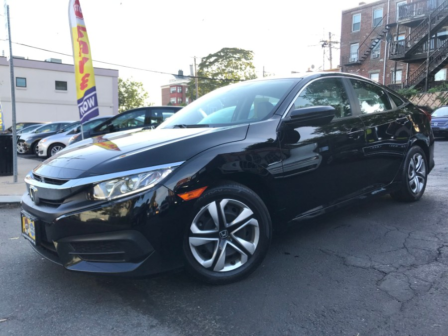 Used Honda Civic Sedan 4dr CVT LX 2016 | Boston Prime Cars Inc. Chelsea, Massachusetts