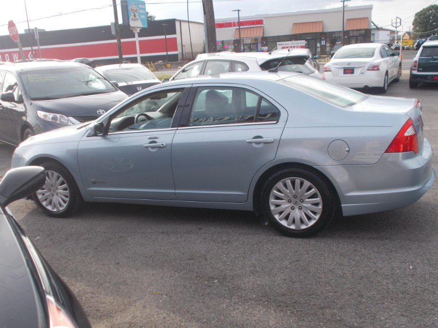 Used Ford Fusion 4dr Sdn Hybrid FWD 2010 | Temple Hills Used Car. Temple Hills, Maryland