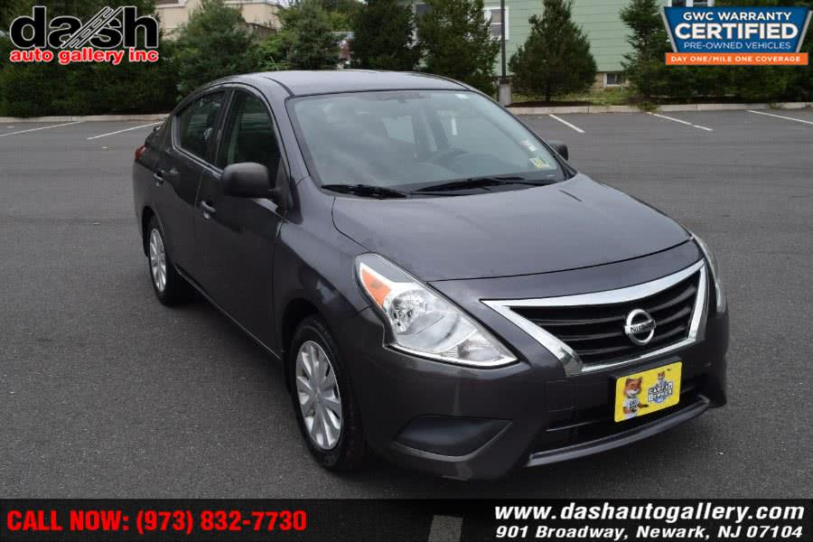 Used 2015 Nissan Versa in Newark, New Jersey | Dash Auto Gallery Inc.. Newark, New Jersey