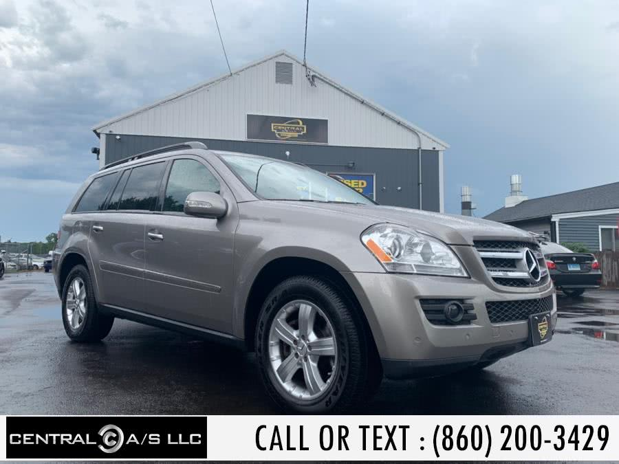 Used Mercedes-Benz GL-Class 4MATIC 4dr 4.7L 2007 | Central A/S LLC. East Windsor, Connecticut