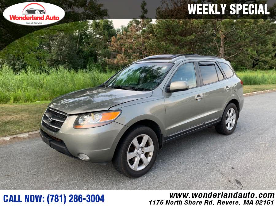 2007 Hyundai Santa Fe FWD 4dr Auto SE *Ltd Avail*, available for sale in Revere, Massachusetts | Wonderland Auto. Revere, Massachusetts