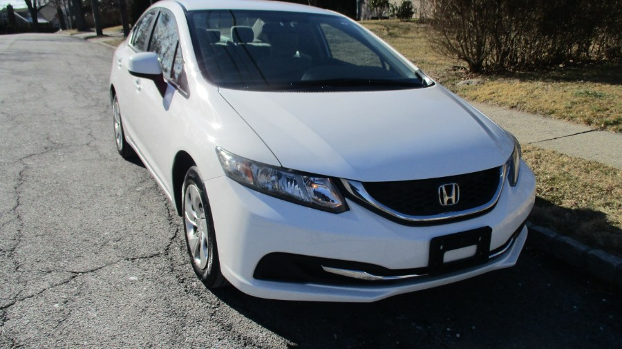 2013 HONDA CIVIC LX, available for sale in Bronx, New York | TNT Auto Sales USA inc. Bronx, New York