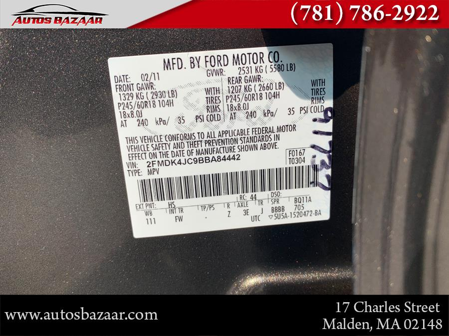 2011 Ford Edge 4dr SEL AWD, available for sale in Malden, Massachusetts   Auto Bazaar. Malden, Massachusetts