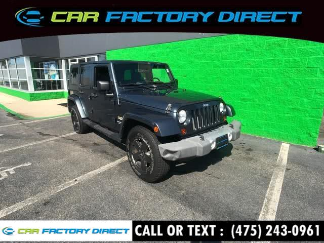 Used 2008 Jeep Wrangler in Milford, Connecticut | Car Factory Direct. Milford, Connecticut