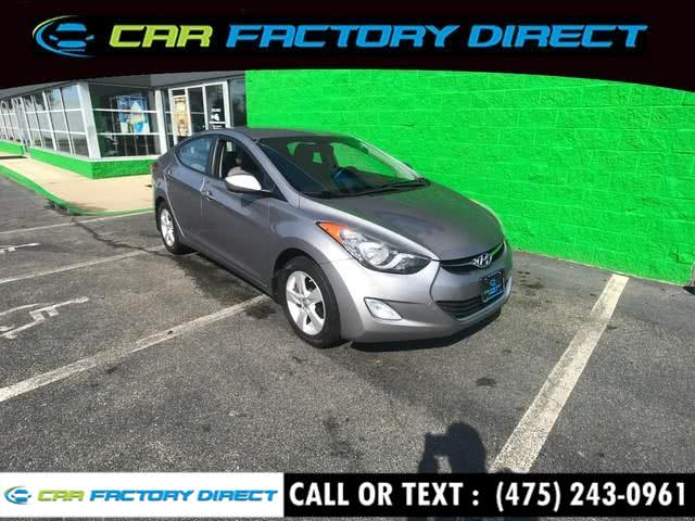 Used 2012 Hyundai Elantra in Milford, Connecticut | Car Factory Direct. Milford, Connecticut