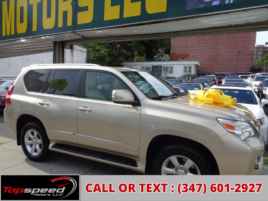 Used 2012 Lexus GX460 4WD Premium sound system in Jamaica, New York | Top Speed Motors LLC. Jamaica, New York