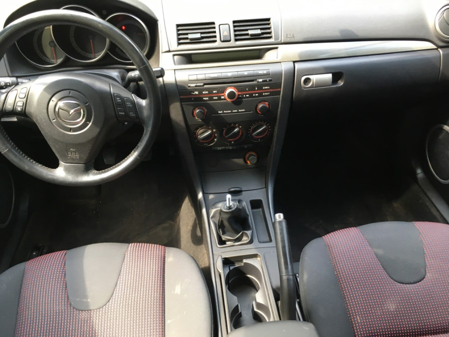 2005 Mazda Mazda3 4dr Sdn Special Edition Manual, available for sale in Norwich, Connecticut | Elite Auto Brokers LLC. Norwich, Connecticut