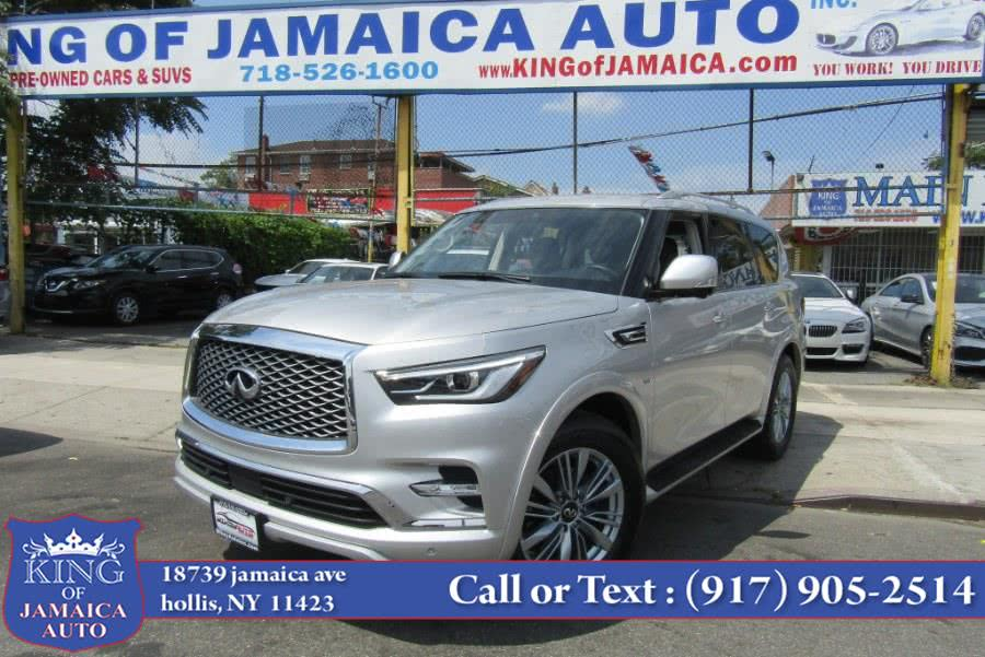 Used 2019 INFINITI QX80 in Hollis, New York | King of Jamaica Auto Inc. Hollis, New York