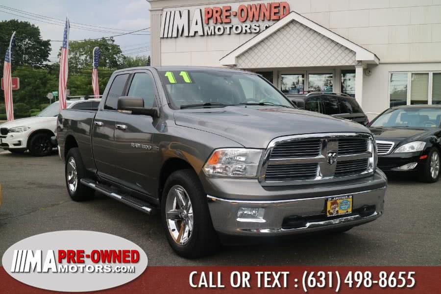 Used 2011 Ram 1500 in Huntington, New York   M & A Motors. Huntington, New York