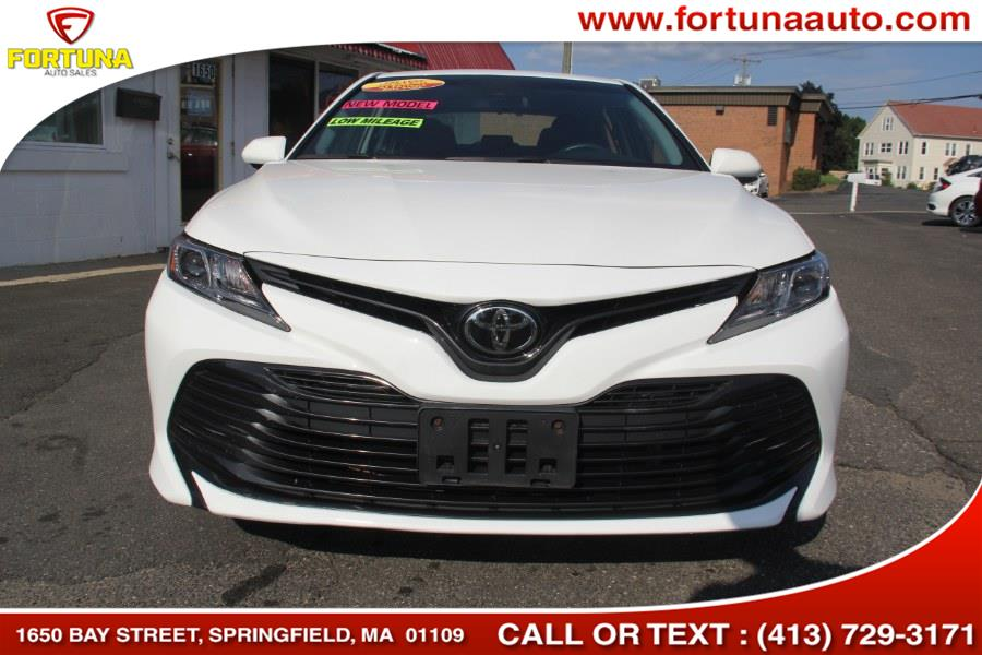 Used Toyota Camry LE 2018 | Fortuna Auto Sales Inc.. Springfield, Massachusetts