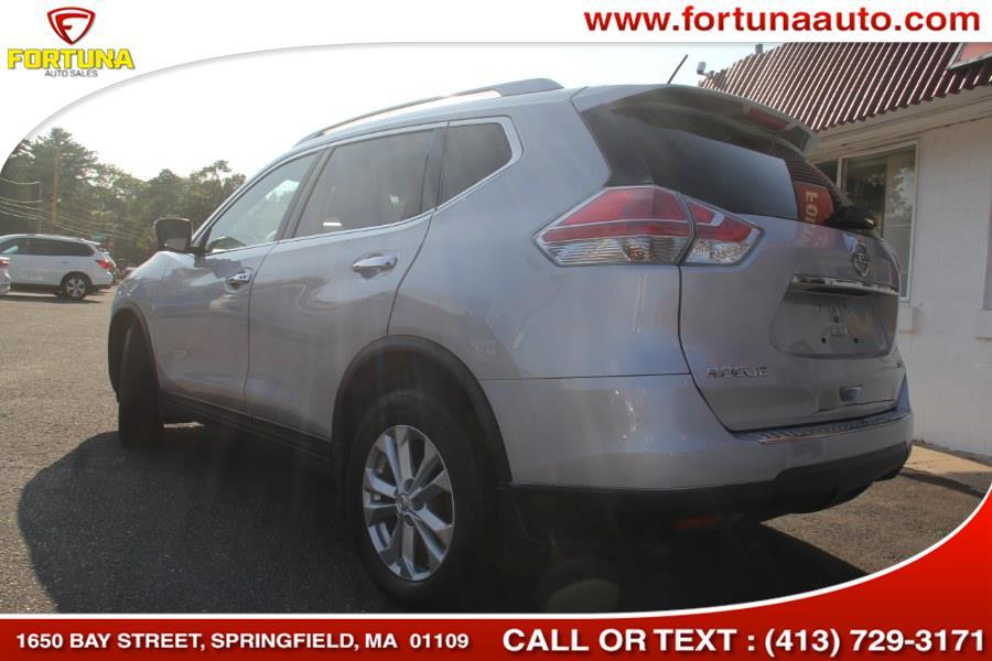 Used Nissan Rogue AWD 4dr SV 2016 | Fortuna Auto Sales Inc.. Springfield, Massachusetts