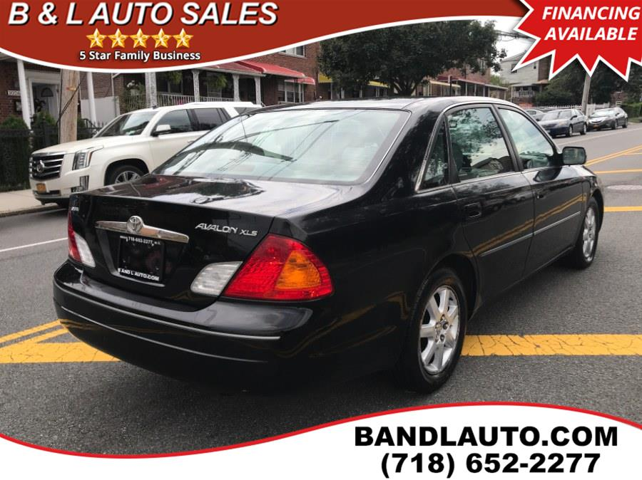 2000 Toyota Avalon 4dr Sdn XLS, available for sale in Bronx, New York | B & L Auto Sales LLC. Bronx, New York