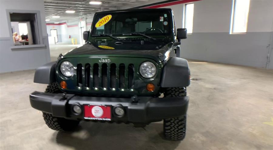 Used Jeep Wrangler Unlimited 4WD 4dr Rubicon 2010 | Wiz Leasing Inc. Stratford, Connecticut