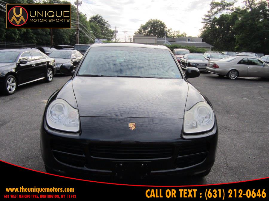 2005 Porsche Cayenne 4dr S Tiptronic, available for sale in Huntington, New York | Unique Motor Sports. Huntington, New York