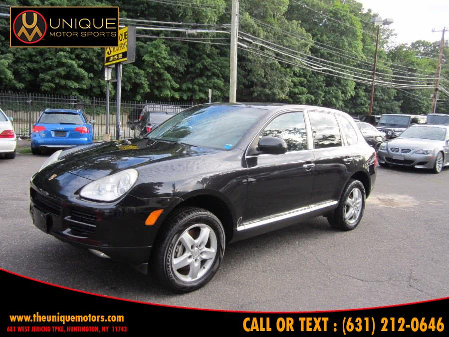 Used 2005 Porsche Cayenne in Huntington, New York | Unique Motor Sports. Huntington, New York