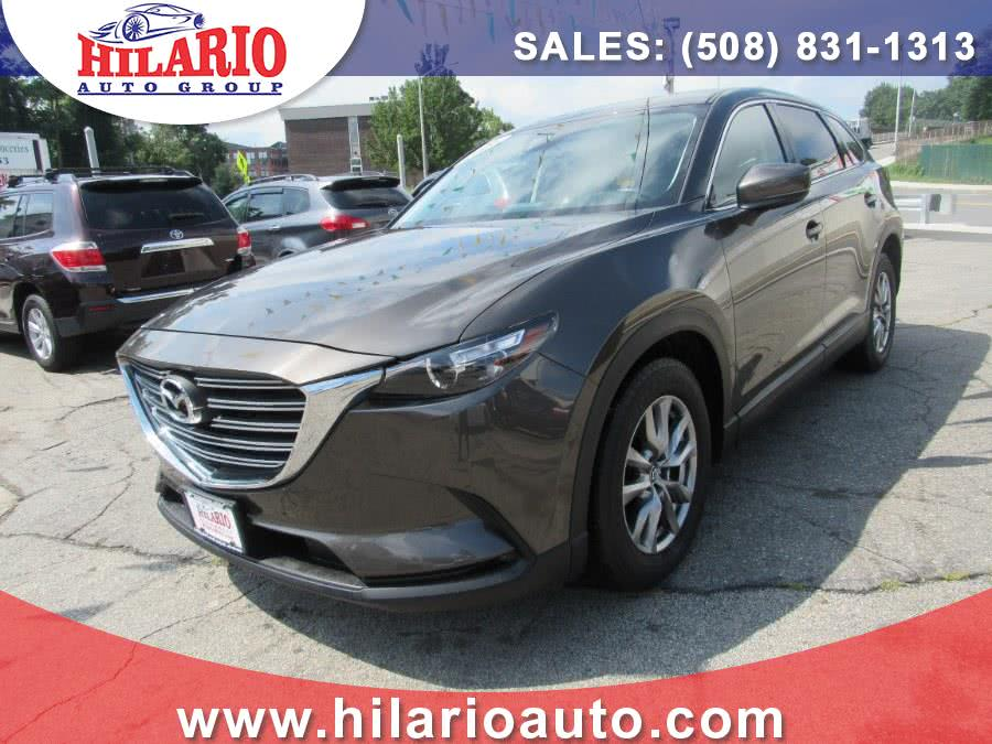 Used 2016 Mazda CX-9 in Worcester, Massachusetts | Hilario's Auto Sales Inc.. Worcester, Massachusetts