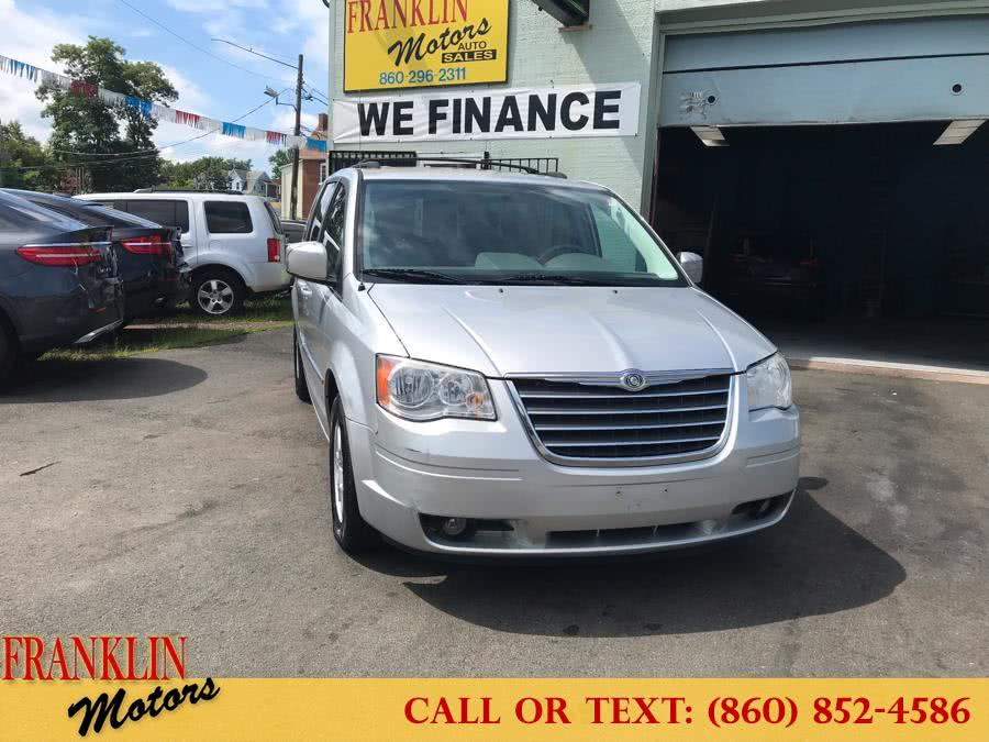 Used 2010 Chrysler Town & Country in Hartford, Connecticut | Franklin Motors Auto Sales LLC. Hartford, Connecticut