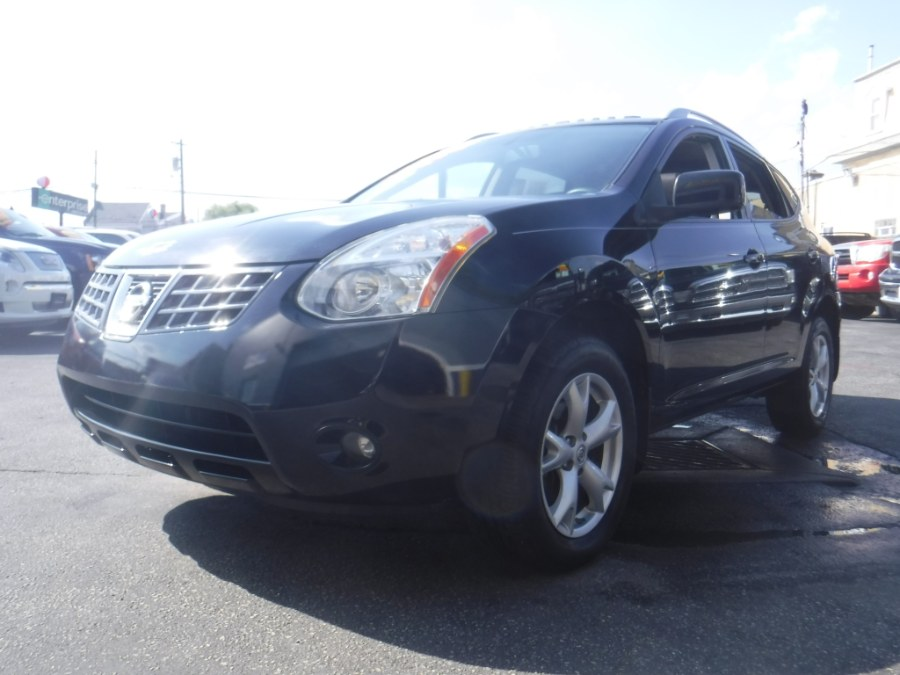 2009 Nissan Rogue AWD 4dr SL, available for sale in Philadelphia, Pennsylvania | Eugen's Auto Sales & Repairs. Philadelphia, Pennsylvania