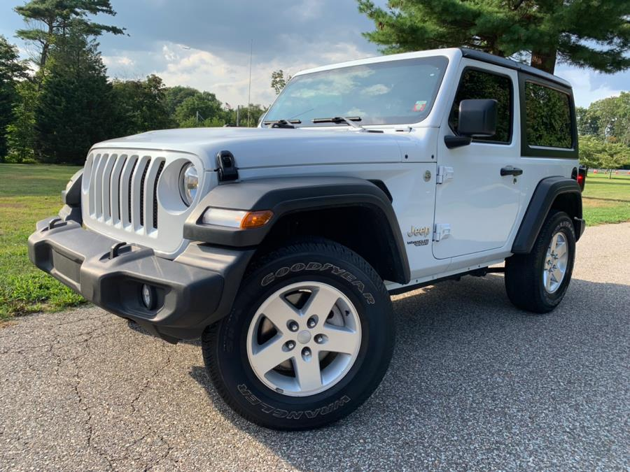 2018 Jeep Wrangler Sport 4x4, available for sale in Franklin Square, New York | Luxury Motor Club. Franklin Square, New York