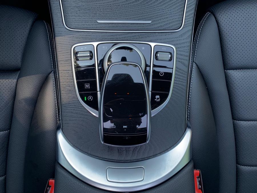 Used Mercedes-Benz GLC-Class GLC 300 4MATIC SUV 2017 | Luxury Motor Club. Franklin Square, New York