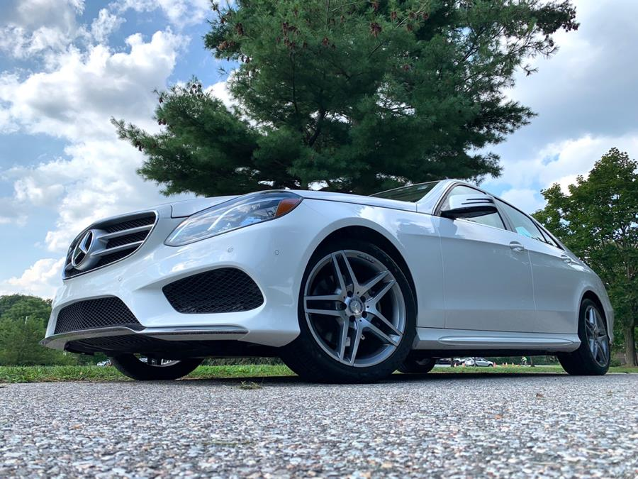 2016 Mercedes-Benz E-Class 4dr Sdn E350 Sport 4MATIC, available for sale in Franklin Square, New York | Luxury Motor Club. Franklin Square, New York