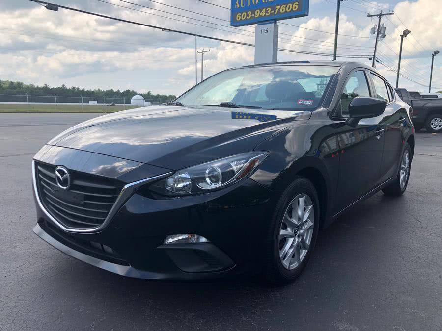 Used Mazda Mazda3 i Touring 2014 | RH Cars LLC. Merrimack, New Hampshire