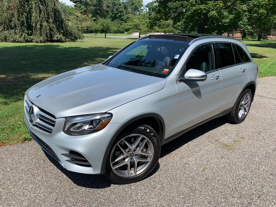 2017 Mercedes-Benz GLC-Class GLC 300 4MATIC SUV, available for sale in Franklin Square, New York   Luxury Motor Club. Franklin Square, New York